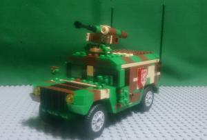 ミーアドッグ装甲指揮車
