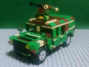 ミーアドッグ装甲車