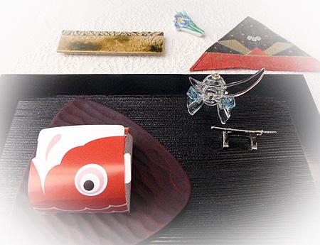 お抹茶焼き菓子鯉のぼり