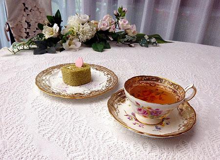 抹茶ロ-ル・ニルギリ