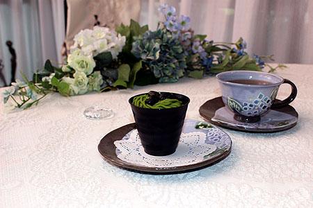 抹茶モンブラン