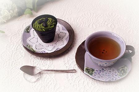 抹茶モンブラン・ディンブラ