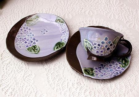 りんりんさんの紫陽花