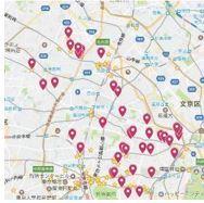 新宿 map