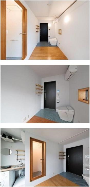 韓国人「日本の衝撃的なワンルームをご覧ください」→「えぇ・・・」「便器はどうして・・・」