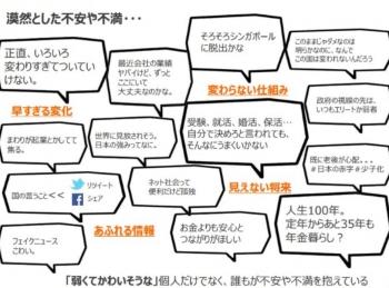 """news経産省若手による""""日本なんとかしないとヤバい""""的資料に注目集まる 「作者たちで政党作れ」「恐ろしいことが書かれてる」2"""