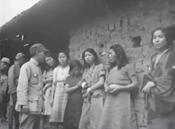 tube韓国人の日本軍慰安婦収めた戦時の映像 ソウル大研究陣が公開