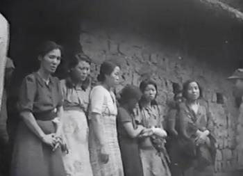 tube韓国人の日本軍慰安婦収めた戦時の映像 ソウル大研究陣が公開2