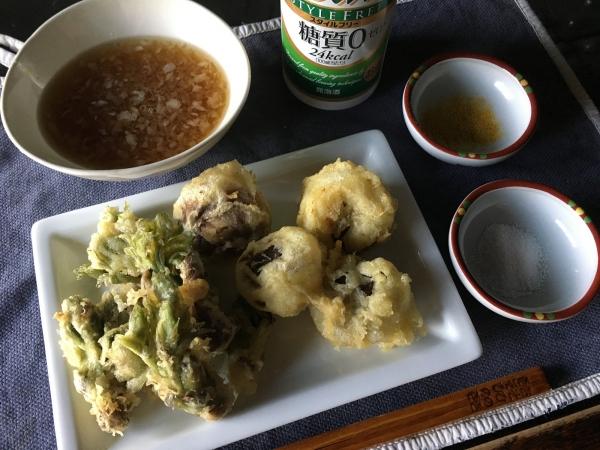 170507-山菜の天ぷら
