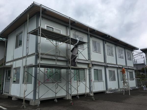170511-本社屋塗装