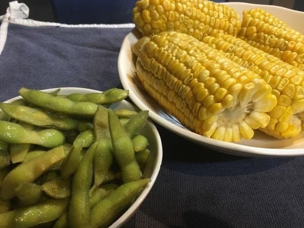 170617-トウモロコシと枝豆