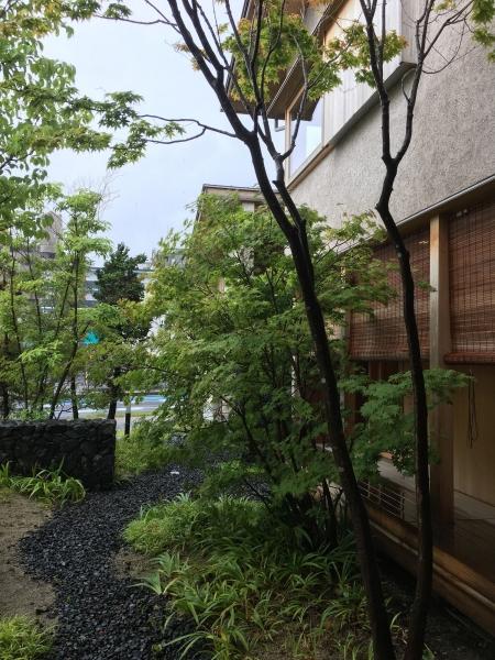 170630ーStudio in  the Rain