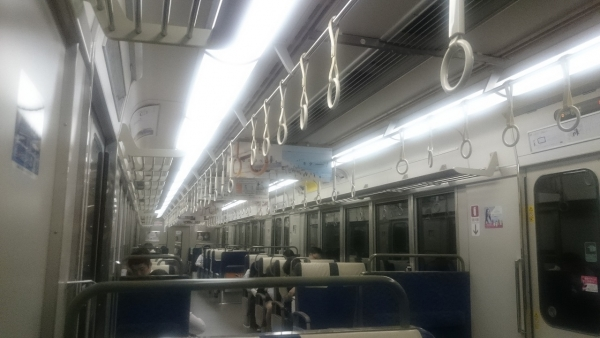 電車内170601