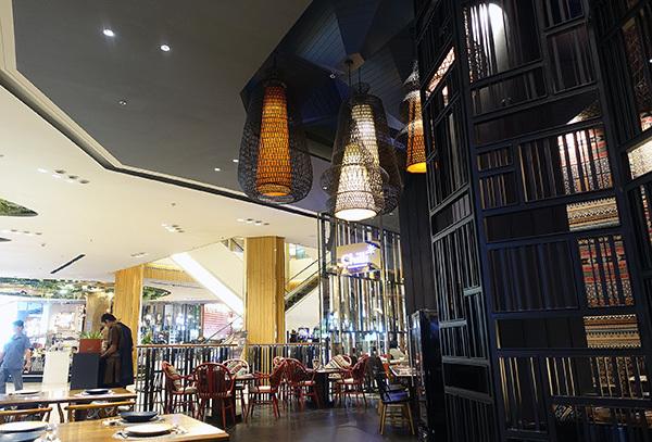 cafe chilli_カフェチリ_サイアムパラゴン_タイ料理_バンコク08