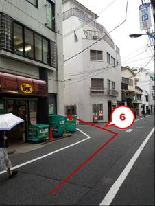 高田馬場レンタルスペース地図3