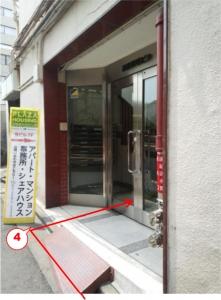 KIZUNA高田馬場地図3