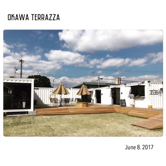 テラッツァ納品2017年6月5