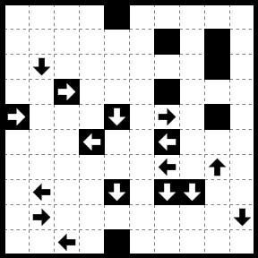 流れるループ 023
