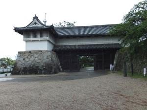 佐賀城/03鯱の門