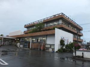 [筑後]福島城/市役所