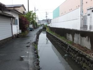 [筑後]福島城/外堀跡