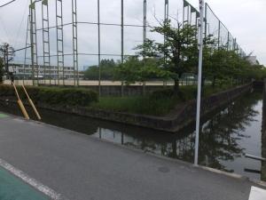 柳川城/14内堀?
