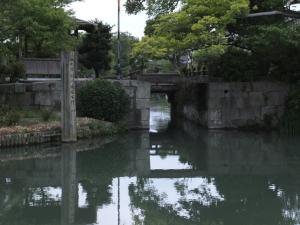 柳川城/03堀水門