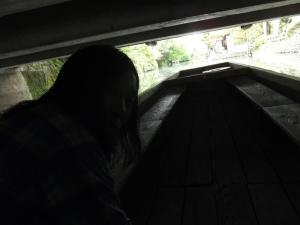 柳川城/07橋の下