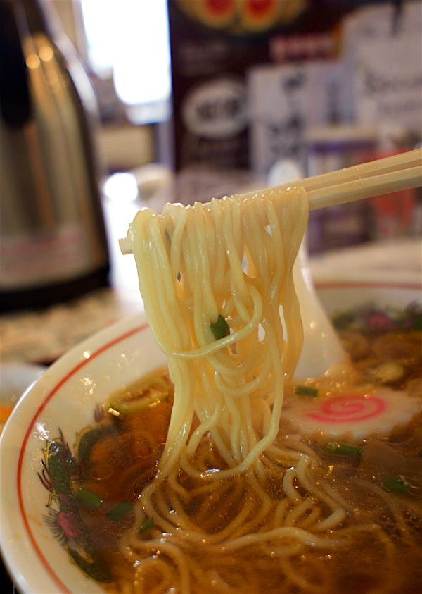 高なべ@上三川町しらさぎ 2 麺