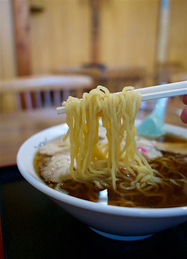 ひかり食堂@那須烏山市大金 チャーシューメン2