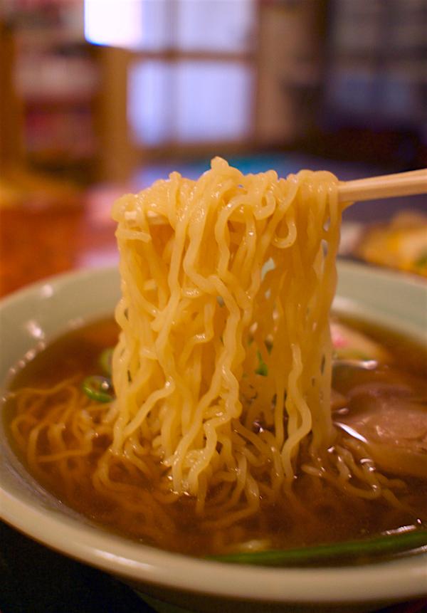 お食事処 栗山@那須烏山市曲田 麺