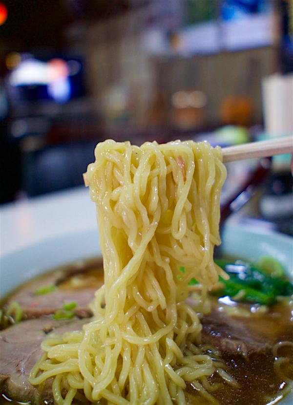 大和ドライブイン@那須烏山市野上 麺