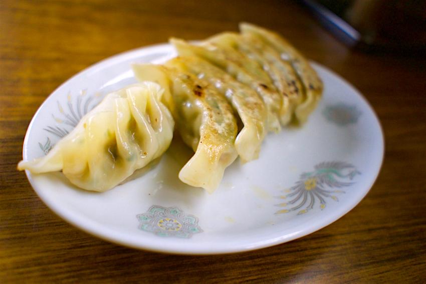 五十番@那須烏山市三筒 餃子