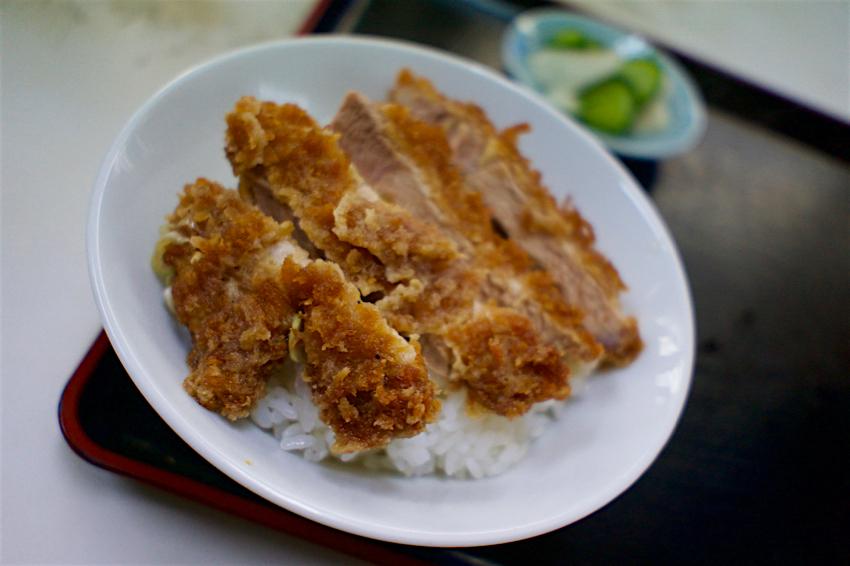 味末食堂@那須烏山市中央 Andy特製タレかつ丼