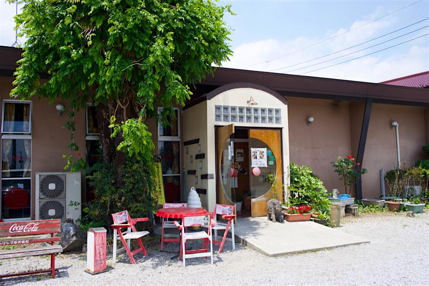 ツルミ食堂@栃木市都賀町 外観