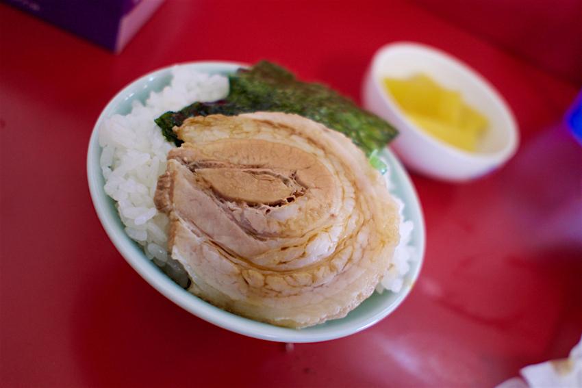 ラーメンショップ 都賀店@栃木市都賀町 Andy特製チャーシュー丼