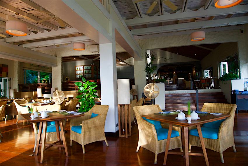 サムイ島旅行記 2日目 レストラン