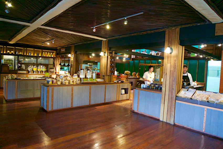 サムイ島旅行記 5日目 レストラン