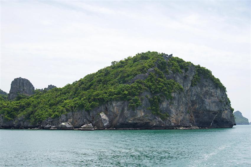 サムイ島旅行記 3日目 アントン海洋国立公園3