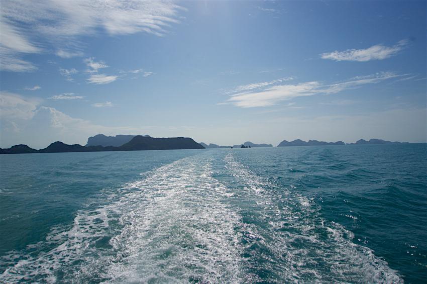 サムイ島旅行記 3日目 アントン海洋国立公園9
