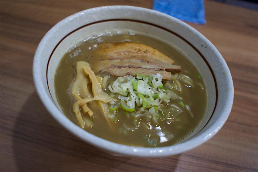 麺や GATO@宇都宮市鶴田町 2 らーめん 並