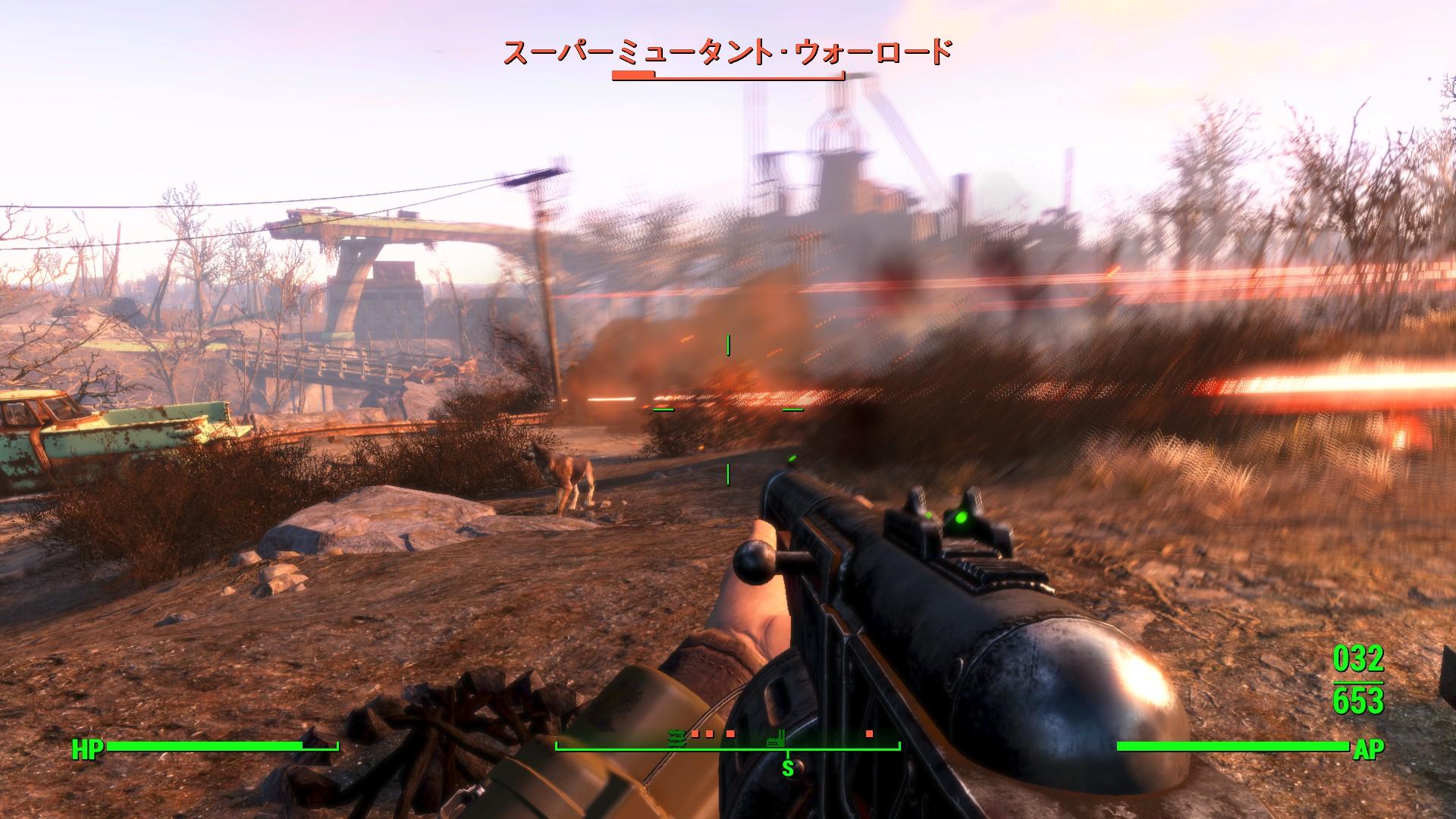 Fallout4_スロッグ防衛1