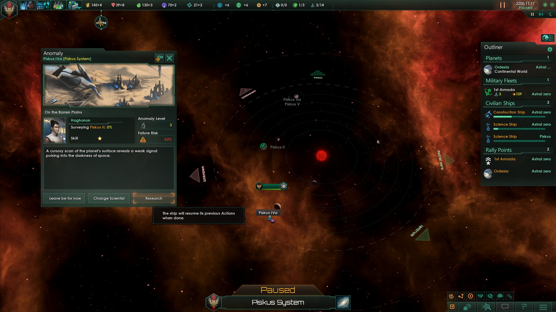 Stellaris_探索