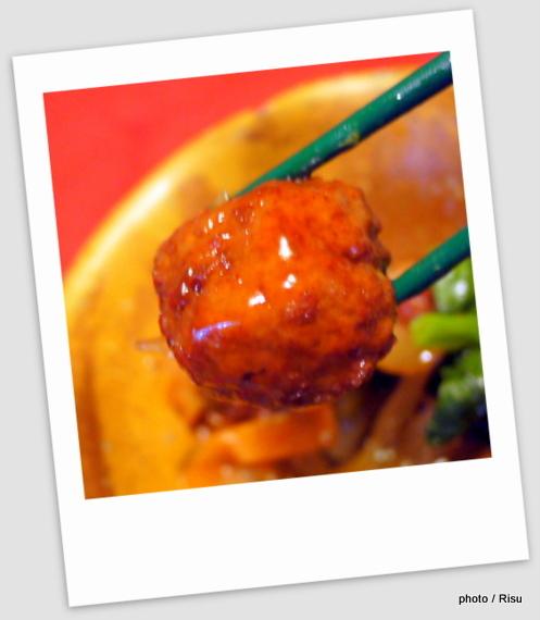 大阪泉州産 玉ねぎと肉団子の甘酢あんかけ2|わんまいる 旬の手作りおかず「健幸ディナー」