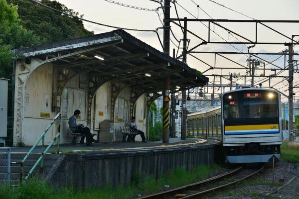 2017年5月4日 JR東日本鶴見線 昭和 205系T17編成