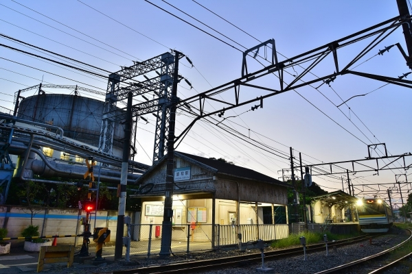 2017年5月4日 JR東日本鶴見線 昭和 205系