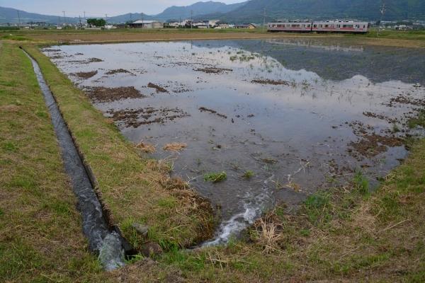 2017年5月15日 上田電鉄別所線 舞田~八木沢 1000系1001編成