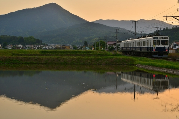 2017年5月20日 上田電鉄別所線 舞田~八木沢 1000系1004編成