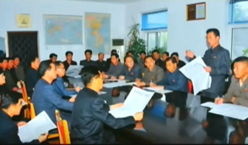 北鮮 国家会議
