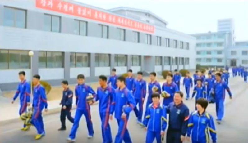 北鮮 学校